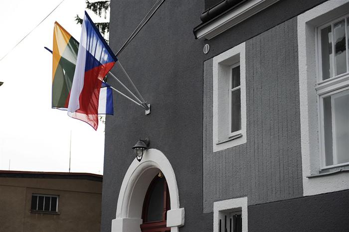 honorární konzulát Litevské republiky v Liberci