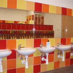 interiér mateřské školy v Mníšku